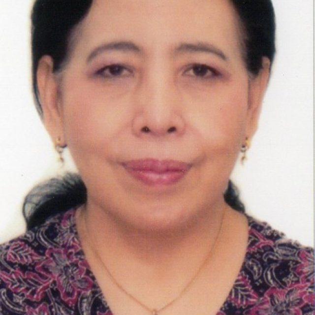 DR. Darmayanti Siswoyo (Indonesia)