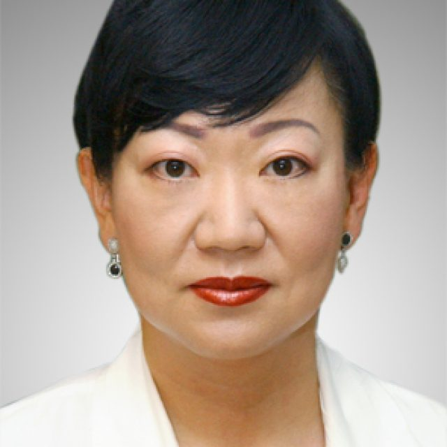Prof Kim Yoon Duck (Korea)